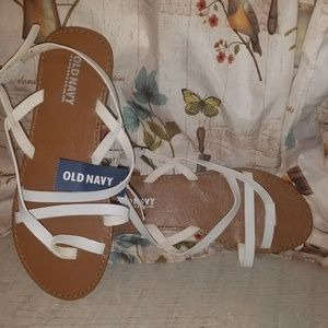 Youth girls sandals size 3